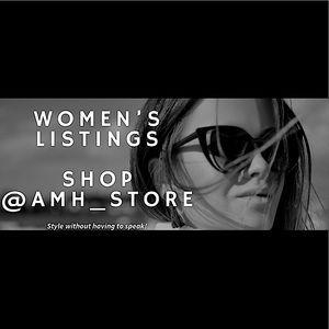 Women's Listings @Amh_Store